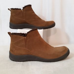Ariat Suede Ankle Boots